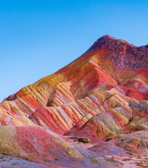 Bucket List: de kleurrijkste natuurlandschappen ter wereld