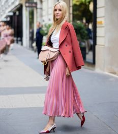 Haute couture Fashion week: De beste street style in Parijs