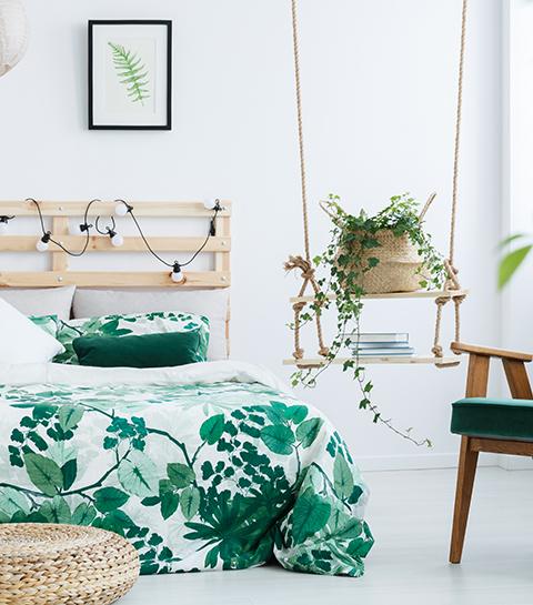 Deco: 15 originele ideeën om planten op te hangen