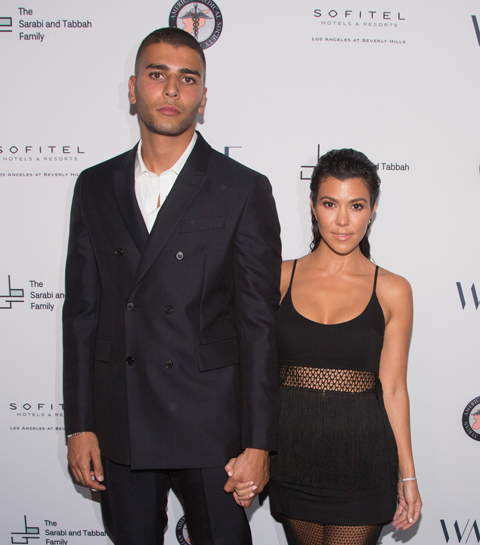 Younes Bendjima: wie is de vriend van Kourtney Kardashian?