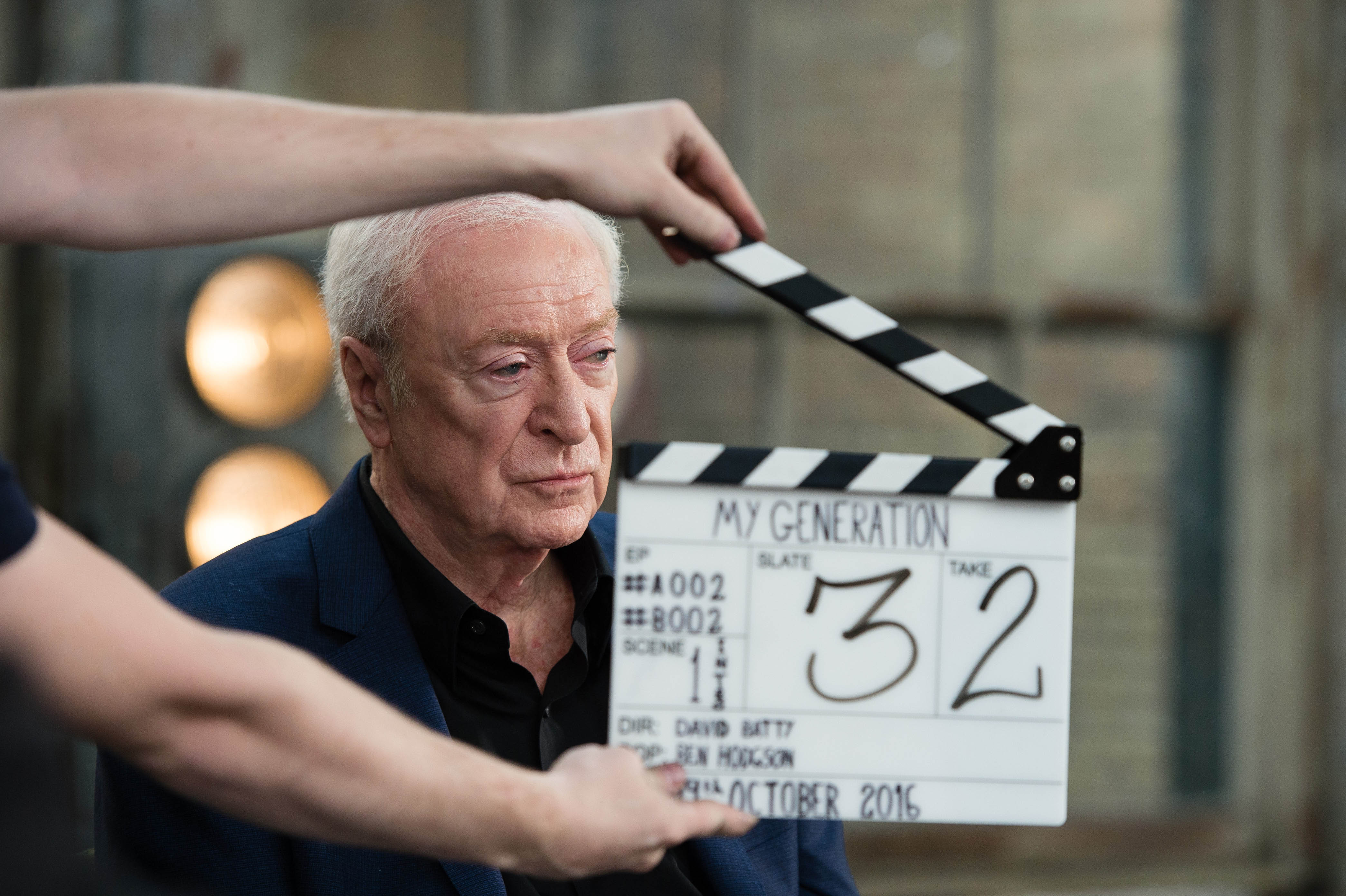 Michael Caine My Generation documentaire