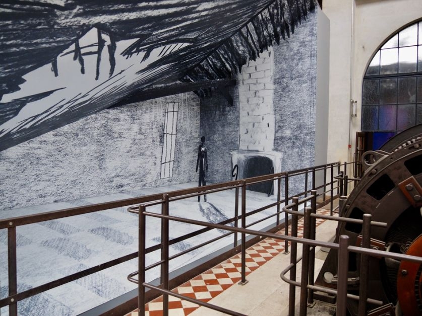 Tim Burton Expo C-Mine