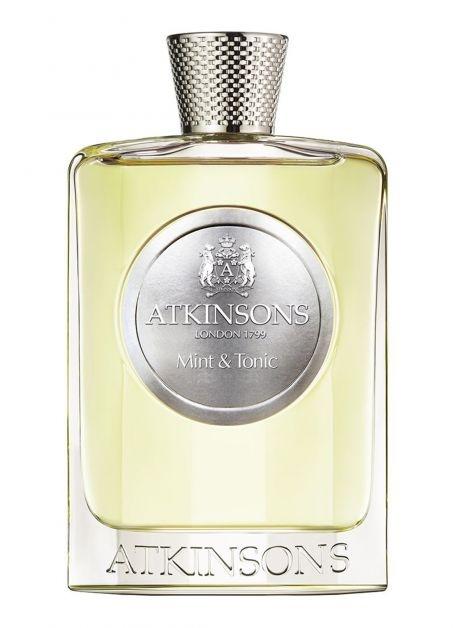 atkinsons mint en tonic bijenkorf parfum