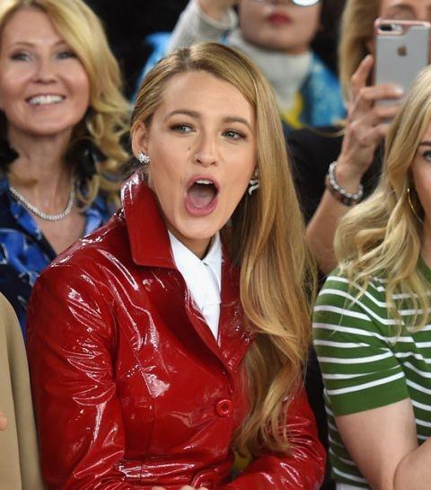 Blake Lively beleeft de schok van haar leven met dank aan Spice Girl Emma Bunton