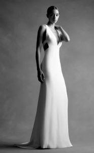 brandon maxwell wedding dress
