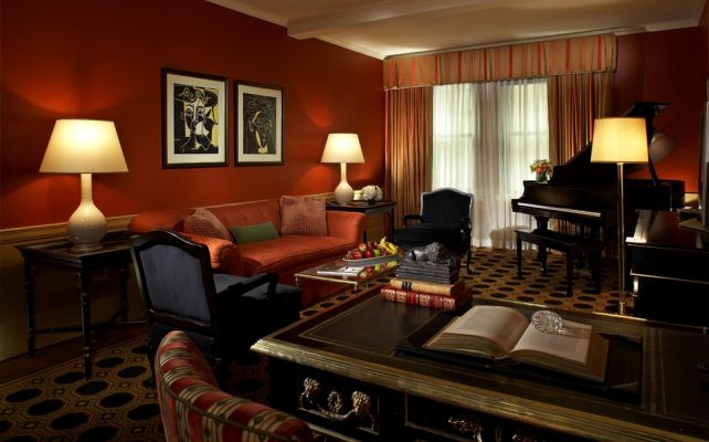 The Carlyle suite