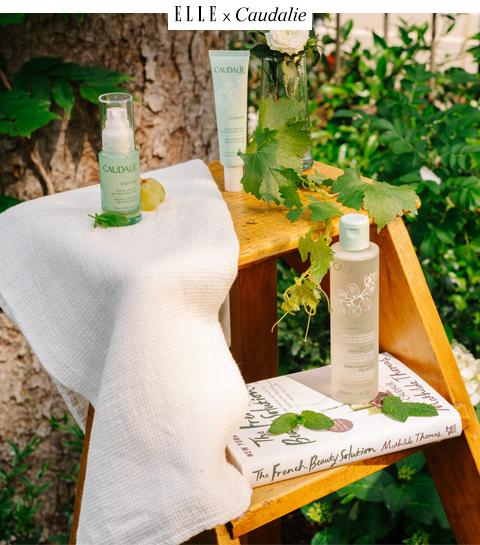 Test als eerste het Caudalie Vinopure verzorgingsritueel!