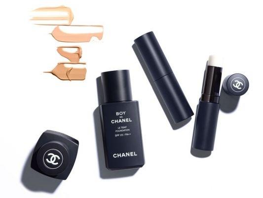 boy de chanel make-up