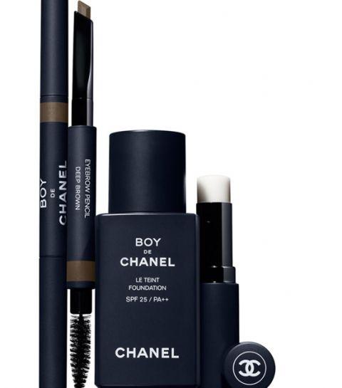 Chanel lanceert make-uplijn voor mannen