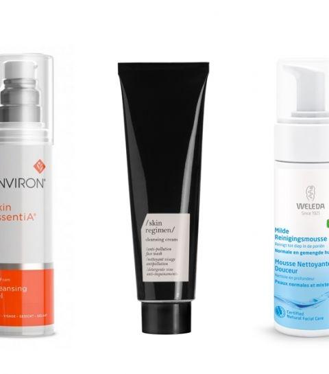 SHOPPING: de beste reinigers voor jouw huid