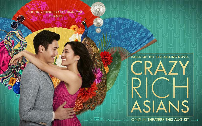 crazy rich asians boek verfilmd filmposter
