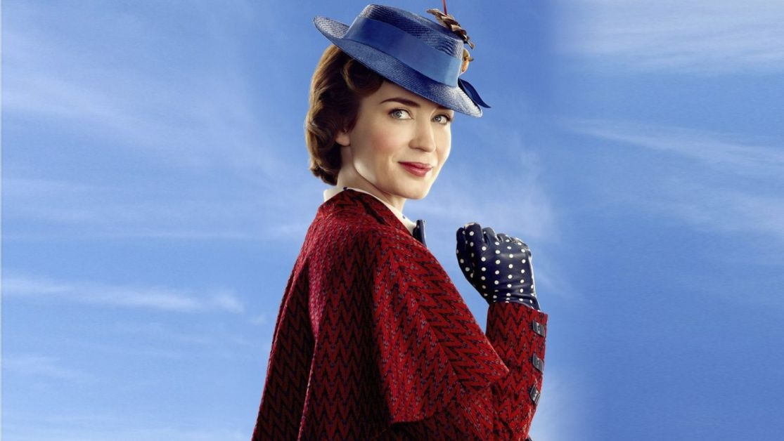 emily blunt mary poppins film