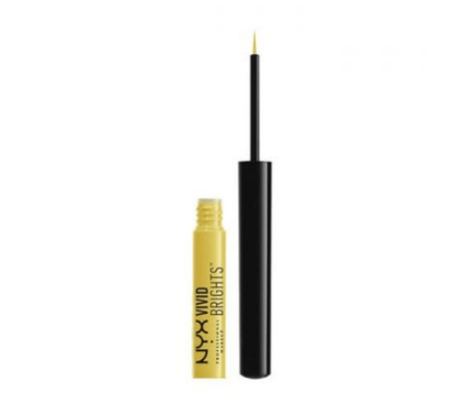 make-up trend geel