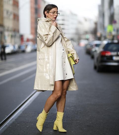 Weer en wind: in deze outfits overleef je de storm in stijl