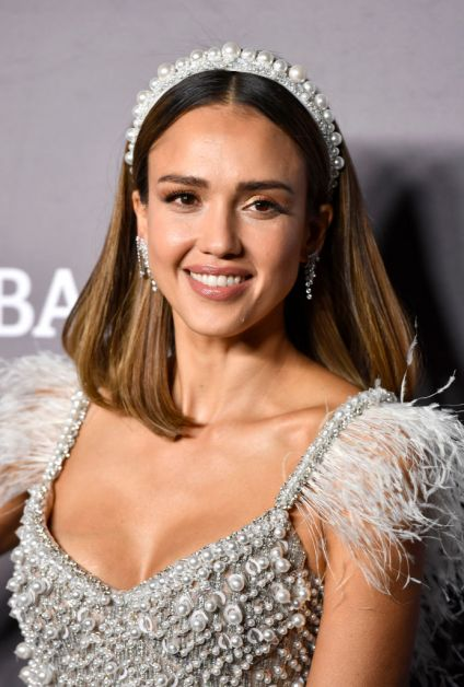jessica alba haar trends kapsel kort 2020