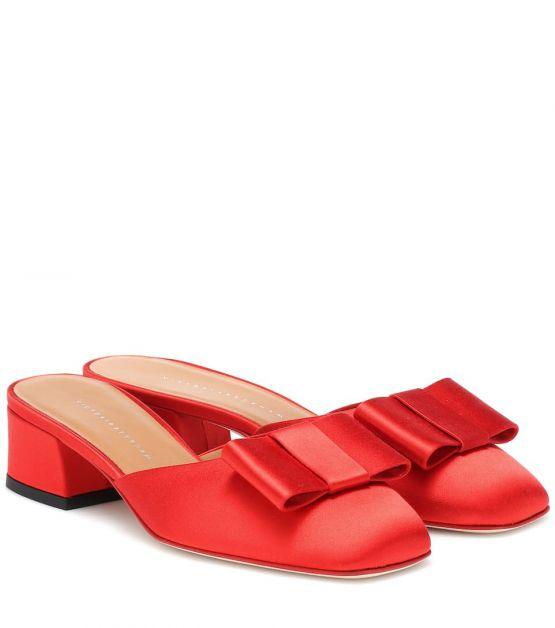 Victoria Beckham werk schoenen