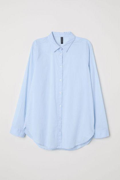 hm_blauwe_blouse_streepjes