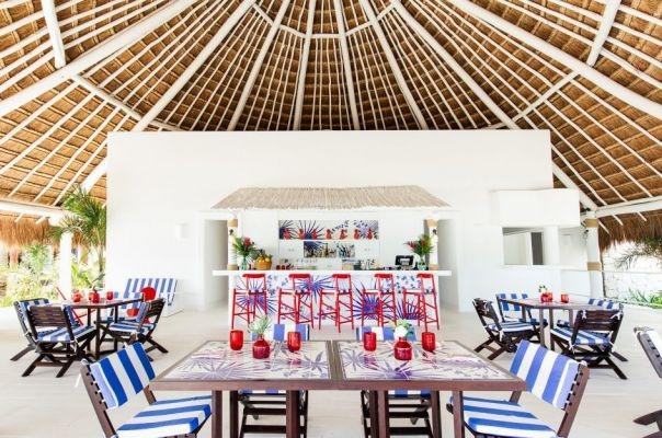 hotel esencia mexico restaurant