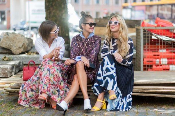 kopenhagen, fashion, mode, week, lente, zomer, 2019, more is more, kleur, print, inspiratie, street style