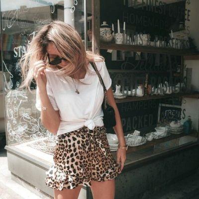 luipaard, trend, 2018, herfst, winter, zomer, print, fashion, mode, shopping, inspiratie, accessoire, look, pak, tulband