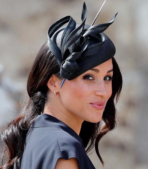 Meghan Markle verrassend sexy op haar eerste verjaardag als royal