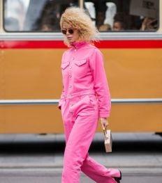 Trend alert: dit was dé kleur van Oslo Fashion Week
