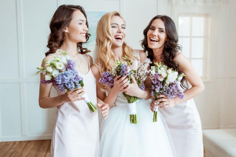 professioneel bruidsmeisje beroepen