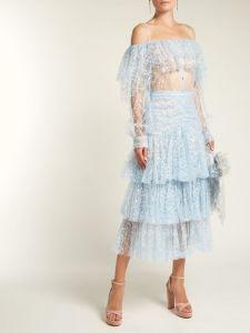 rodarte ensemble bruiloft matches fashion