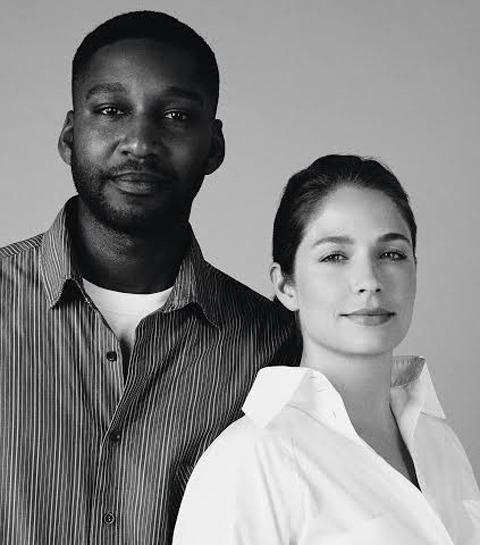 Rushemy Botter en Lisi Herrebrugh zijn de nieuwe ontwerpers van Nina Ricci