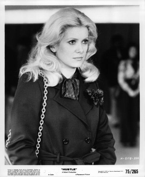 catherine duneuve seventies icoon