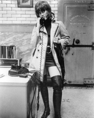 jane fonda klute seventies icoon