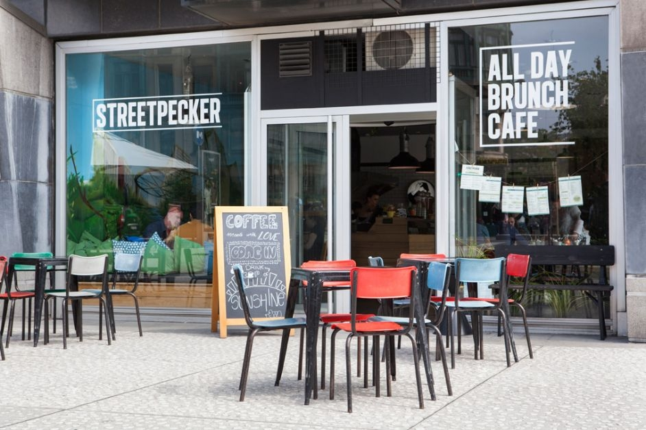streetpeck food bar brussel