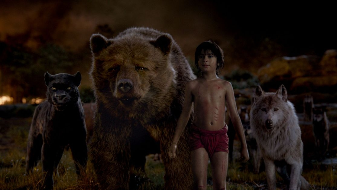 the jungle book origins film boek mowgli