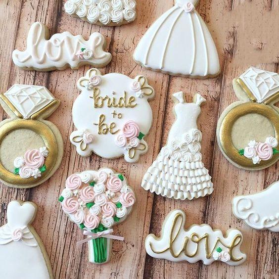 verloving, huwelijk, trouw, bruid, koekjes, snoepgoed, inspiratie