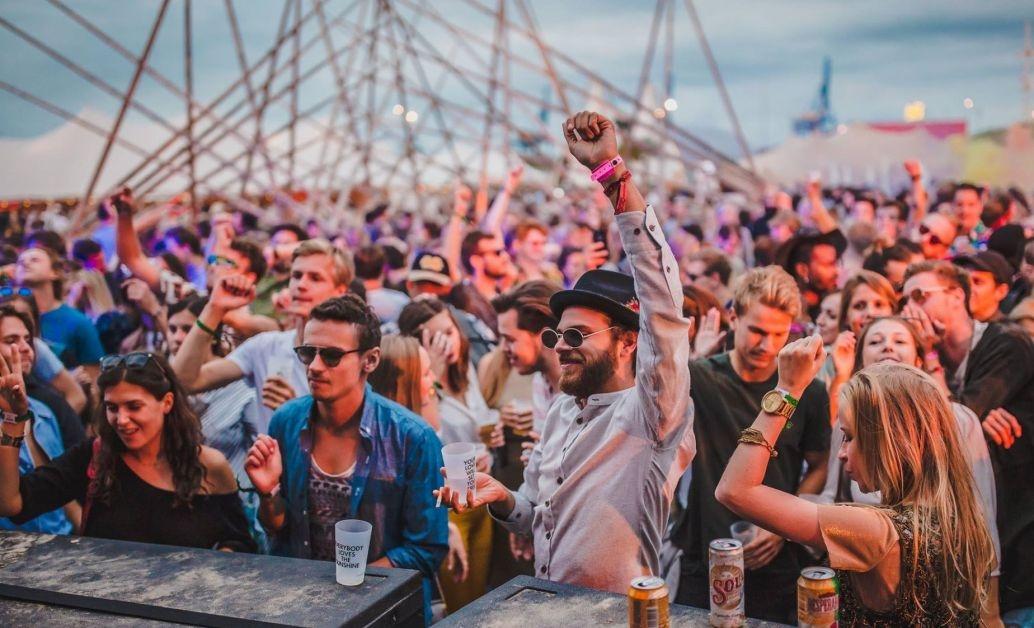 wecandance festival muziek