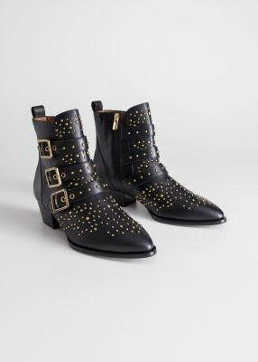 enkellaarsjes, western, cowboy, trend, herfst, schoenen, 2018