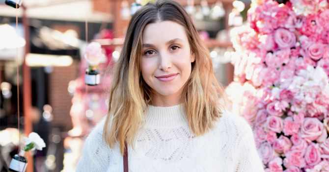 whitney port the hilss reboot make-up