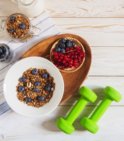 Deze vegan snacks geven je een powerboost voor je workout