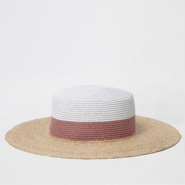 hoed, zon, strohoed, zomer, strand, accessoire, festival, shopping, zonbescherming