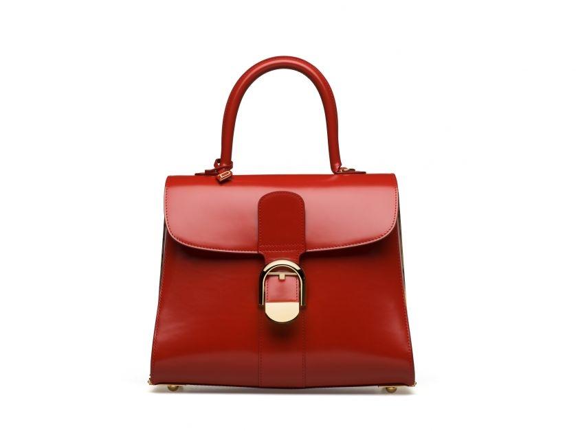 delvaux brillant diva rood