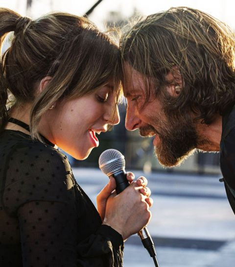 Lady Gaga steelt de spotlights in A star is born