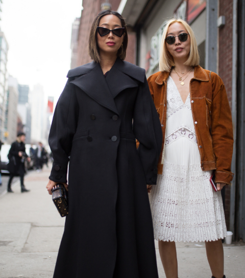 New York Fashion Week: 10 Amerikaanse influencers om te volgen