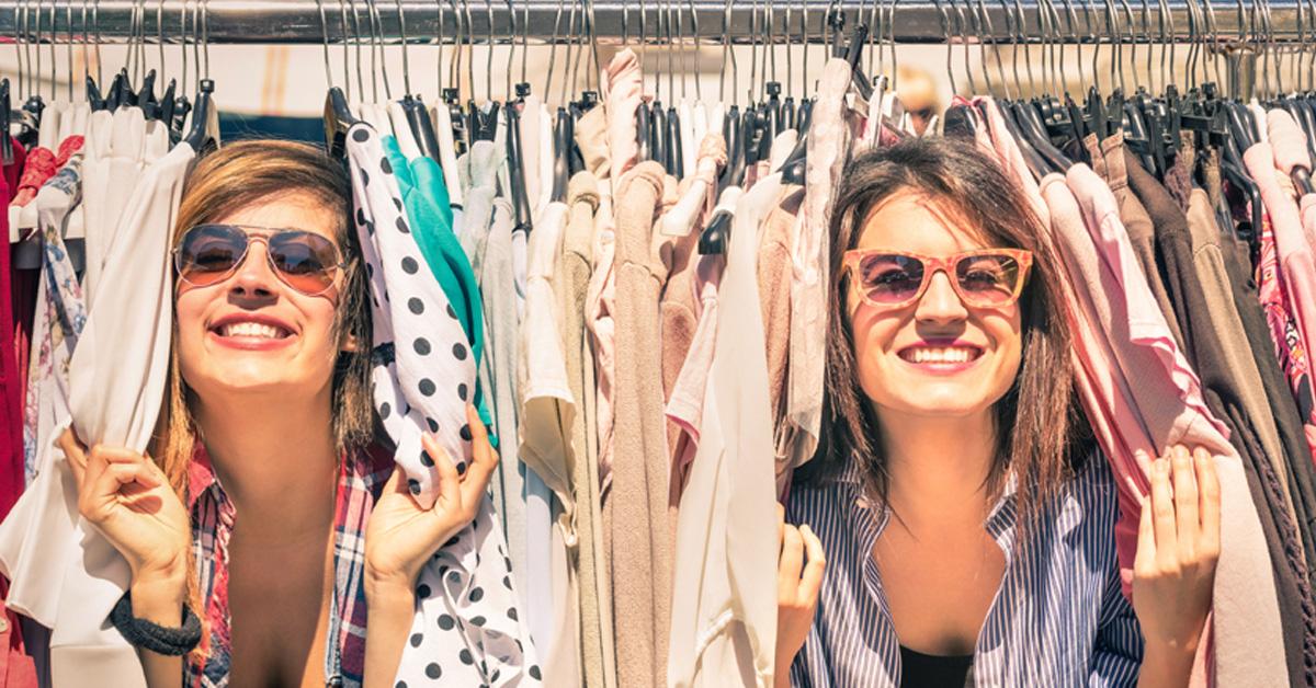 Antwerp Fashion Exchange: swappen die kleerkast - 2