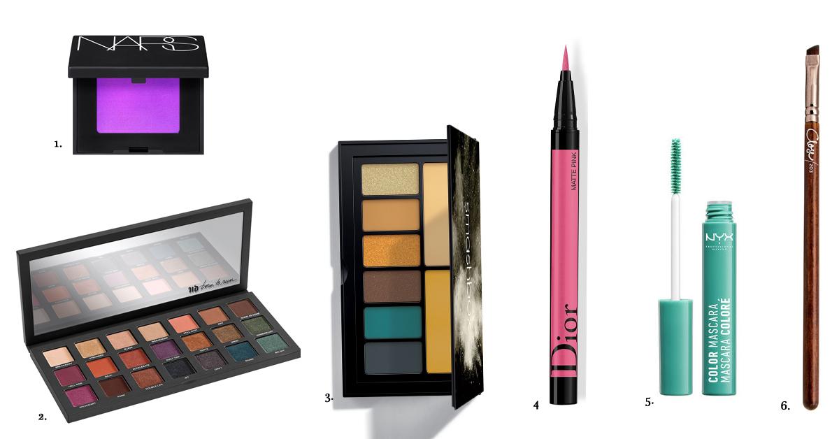 beautytrends make-up shopping kleur