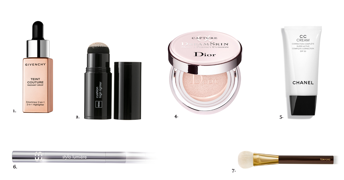 beautytrends najaar make-up perfecte huid shopping