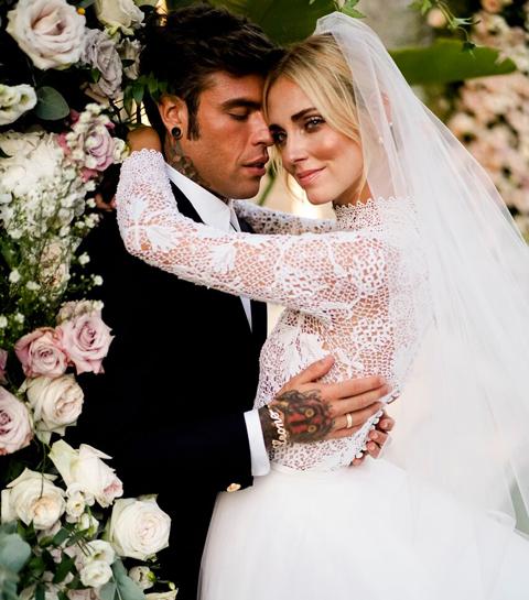 Zo kwam de sprookjesachtige bruidsjurk van Chiara Ferragni tot stand
