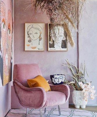 fluweel, velvet, velours, trend, herfst, winter, 2018, deco, inspiratie