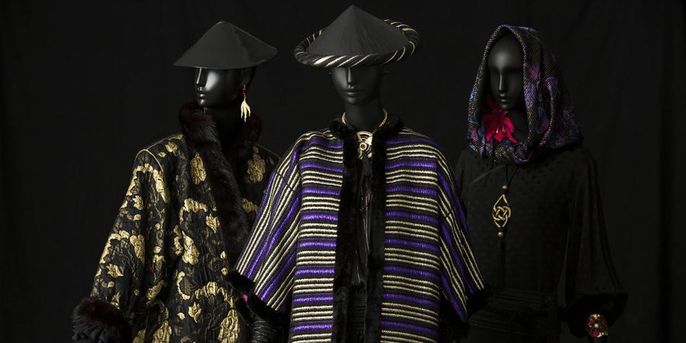 tentoonstelling, expo, mode, parijs, yves saint laurent