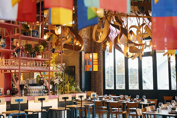 drohme, restaurant