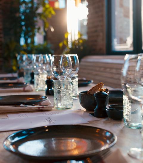 Hotspot: Restaurant Le Pesage in Ukkel